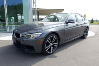 Used 2015 BMW 3 Series 335i xDrive for sale in Carp, ON