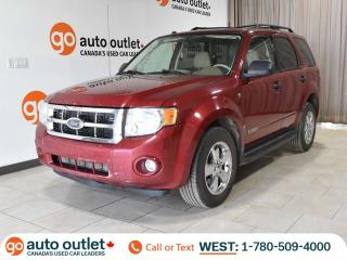 Used 2008 Ford Escape XLT FWD V6, Sunroof for sale in Edmonton, AB