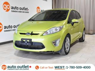 Used 2012 Ford Fiesta SES, Manual, Leather, One Owner! for sale in Edmonton, AB