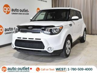 Used 2014 Kia Soul ONE OWNER! - LX AUTO - BLUETOOTH for sale in Edmonton, AB