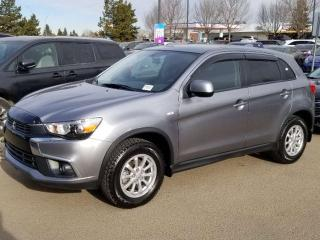 Used 2017 Mitsubishi RVR SE; GREAT CONDITION,4WD, BLUETOOTH, HEATED SEATS AND MORE for sale in Edmonton, AB