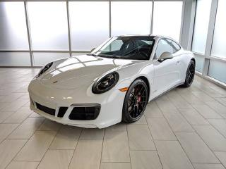 Used 2019 Porsche 911 Carrera 4 GTS for sale in Edmonton, AB