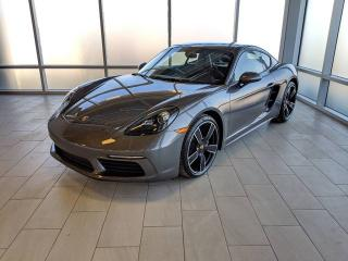 New 2019 Porsche 718 Cayman for sale in Edmonton, AB
