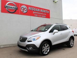 Used 2014 Buick Encore Leather for sale in Edmonton, AB