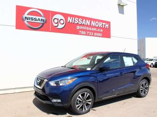 New 2019 Nissan Kicks *** DEMO SPECIAL *** SV for sale in Edmonton, AB