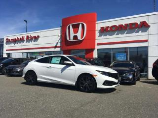 New 2019 Honda Civic COUPE SPORT for sale in Campbell River, BC
