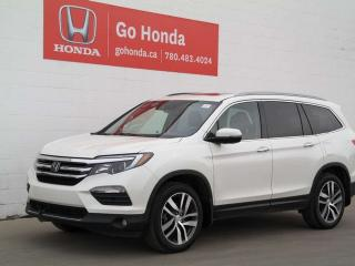 Used 2016 Honda Pilot Touring for sale in Edmonton, AB