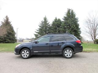 Used 2012 Subaru Outback 2.5i w/Convenience Pkg for sale in Thornton, ON