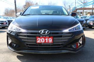 Used 2019 Hyundai Elantra Luxury for sale in Brampton, ON