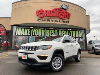 Used 2018 Jeep Compass Sport for sale in Toronto, ON