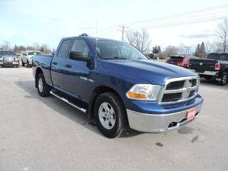 Used 2010 Dodge Ram 1500 SLT. 5.7L Hemi. 4X4. Loaded for sale in Gorrie, ON