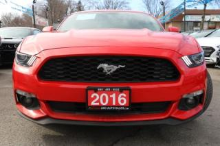 Used 2016 Ford Mustang EcoBoost Premium for sale in Brampton, ON