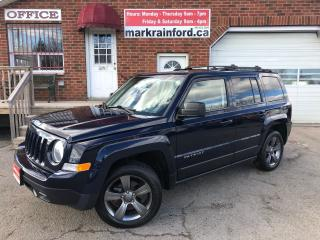 Used 2014 Jeep Patriot North Leather Sunroof Bluetooth for sale in Bowmanville, ON