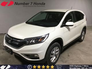 Used 2016 Honda CR-V SE|Backup Cam, Bluetooth, All-Wheel Drive! for sale in Woodbridge, ON