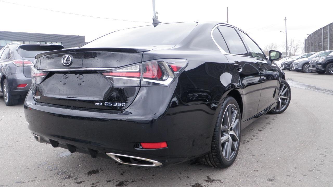 2016 Lexus GS 350 F-Sport