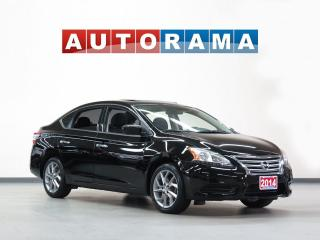 Used 2014 Nissan Sentra SL LEATHER SUNROOF BACKUP CAMERA for sale in Toronto, ON
