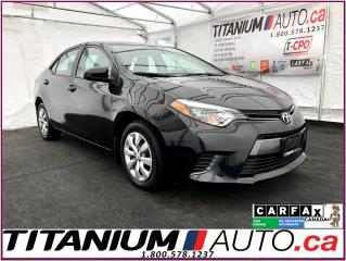 Used 2015 Toyota Corolla LE-Camera-Heated Seats-HID Lights-Cruise Control- for sale in London, ON