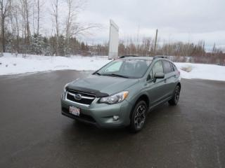 Used 2015 Subaru XV Crosstrek Touring for sale in Fredericton, NB