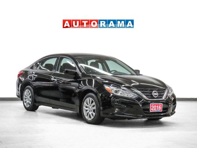 2016 Nissan Altima Backup Camera Push Button Start