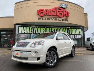 Used 2011 GMC Acadia Denali for sale in Toronto, ON