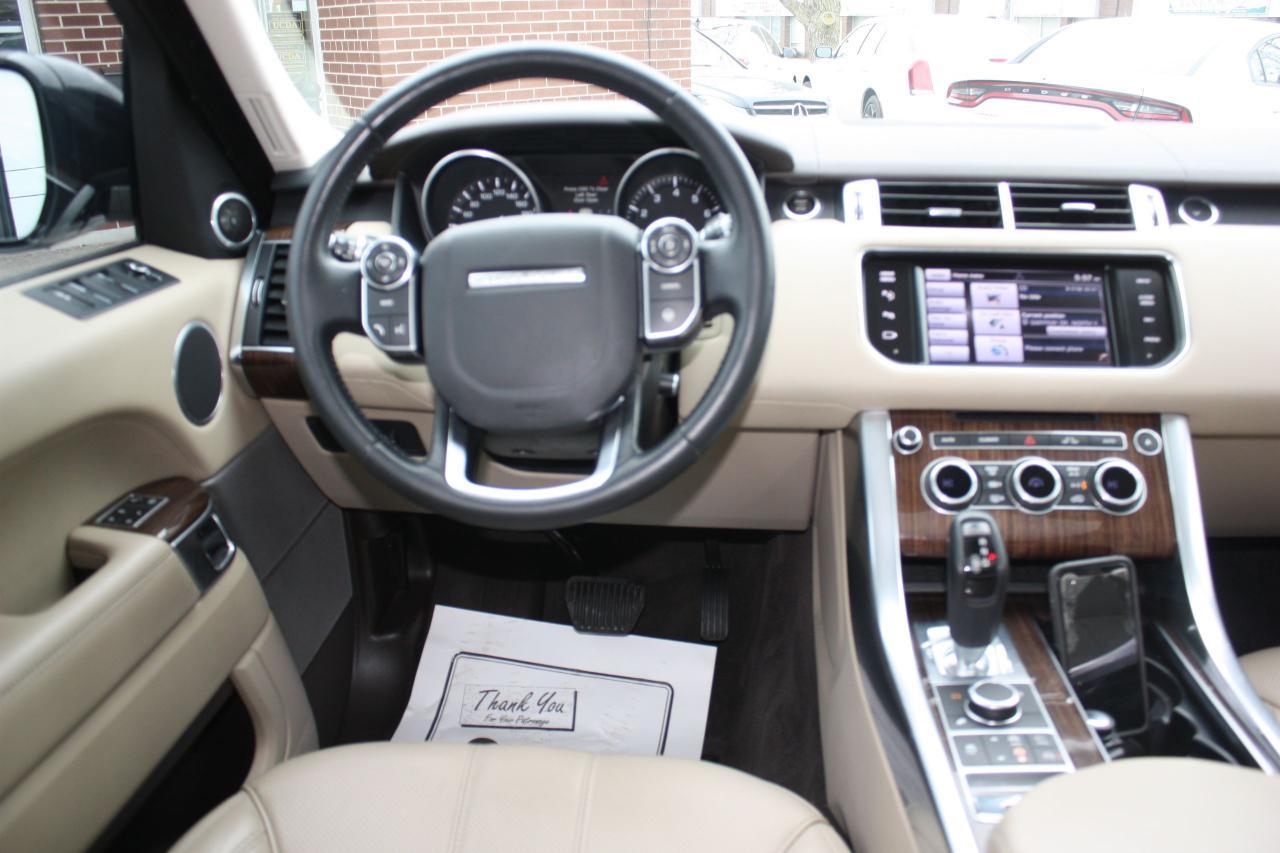 2014 Land Rover Range Rover Sport *MATTE WHITE* V6 SUPERCHARGED