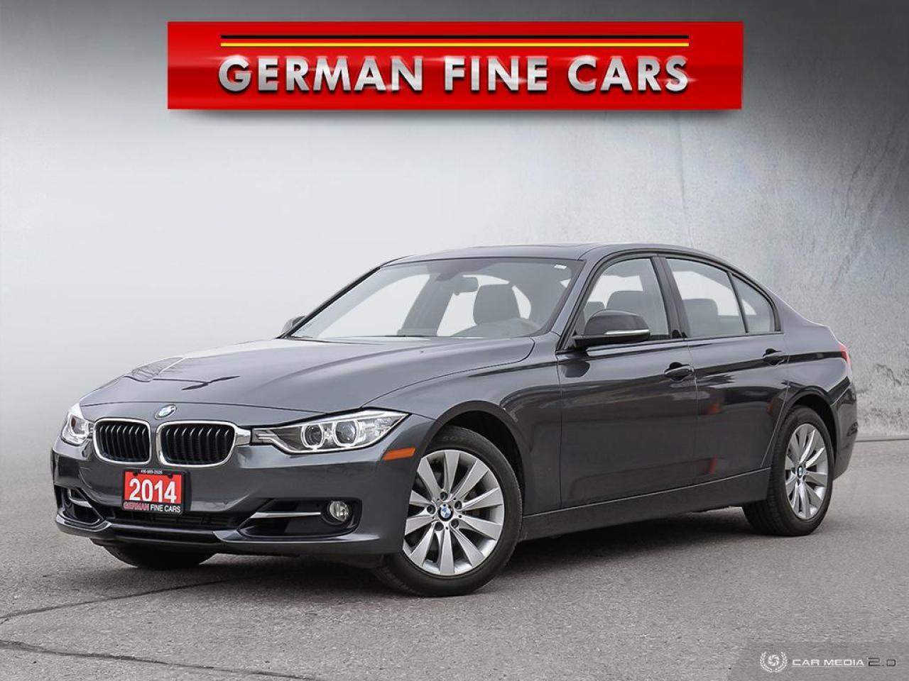 2014 BMW 3 Series 328i xDrive SPORT*NAVIGATION, BACK UP CAMERA, AWD*