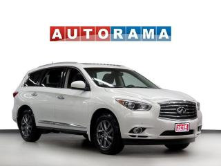 Used 2015 Infiniti QX60 NAVI LEATHER SUNROOF AWD 7 PASSENGER BACKUP CAM for sale in Toronto, ON