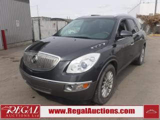 Used 2011 Buick Enclave CX 4D Utility AWD 7PASS 3.6L for sale in Calgary, AB