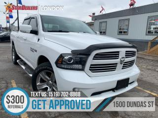 Used 2014 RAM 1500 Sport | 4X4 | HEMI | LEATHER | NAV | CAM for sale in London, ON