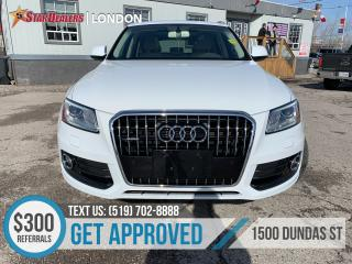 Used 2015 Audi Q5 for sale in London, ON