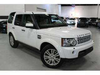 Used 2012 Land Rover LR4 V8 HSE for sale in Vaughan, ON