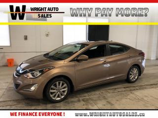 Used 2016 Hyundai Elantra Sport|SUNROOF|BACKUP CAMERA|68,373 KMS for sale in Cambridge, ON