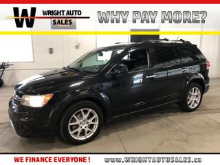 Used 2013 Dodge Journey R/T|7 PASSENGER|NAVIGATION|SUNROOF|69,615 KMS for sale in Cambridge, ON