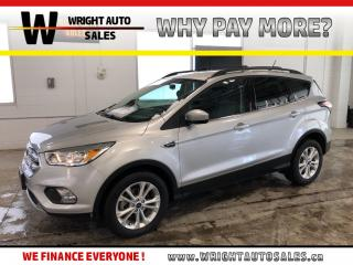 Used 2018 Ford Escape SE|NAVIGATION|BACKUP CAMERA|LOW MILEAGE|3,512 KM for sale in Cambridge, ON