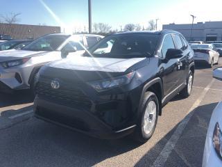 New 2019 Toyota RAV4 - for sale in Burlington, ON