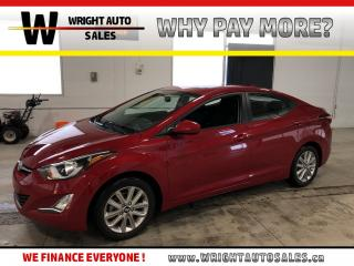 Used 2016 Hyundai Elantra Sport|SUNROOF|BACKUP CAMERA|LOW MILEAGE|19,812 KMS for sale in Cambridge, ON