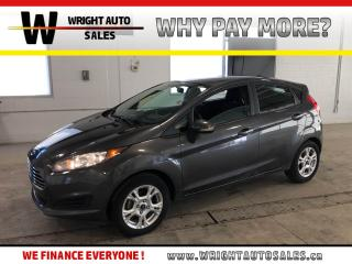 Used 2016 Ford Fiesta SE|HEATED SEATS|BLUETOOTH|49,320 KM for sale in Cambridge, ON