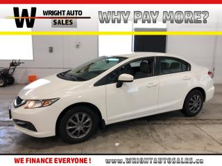 Used 2014 Honda Civic LX|BLUETOOTH|KEYLESS ENTRY|121,308 KMS for sale in Cambridge, ON