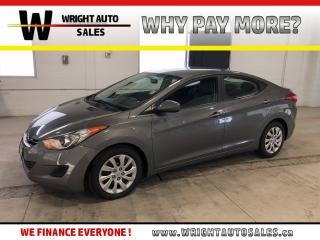 Used 2013 Hyundai Elantra GL|BLUETOOTH|KEYLESS ENTRY|99,763 KMS for sale in Cambridge, ON