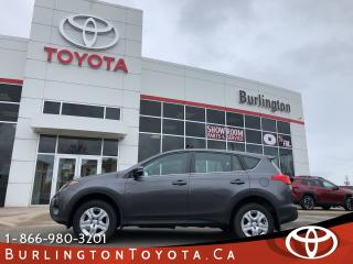Used 2014 Toyota RAV4 LE ONE OWNER for sale in Burlington, ON