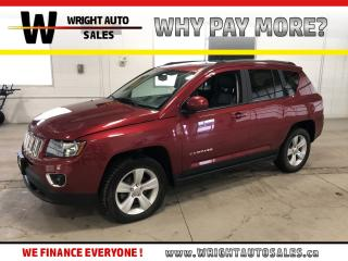 Used 2017 Jeep Compass High Altitude|LEATHER|SUNROOF|4X4|50,895 KMS for sale in Cambridge, ON