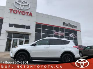 Used 2016 Toyota RAV4 LIMITED EXTENDED WARRANTY for sale in Burlington, ON