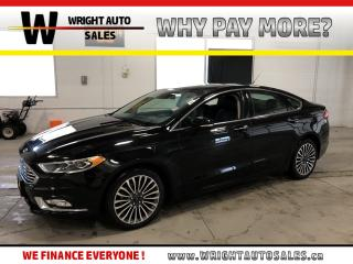 Used 2017 Ford Fusion Titanium|NAVIGATION|LEATHER|SUNROOF|59,912 KMS for sale in Cambridge, ON