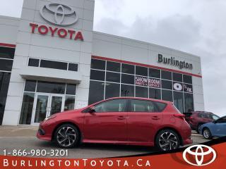 Used 2017 Toyota Corolla iM Base for sale in Burlington, ON