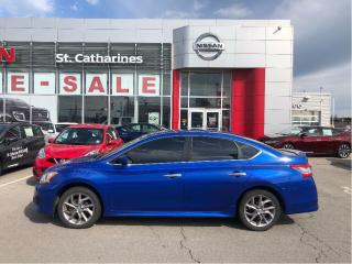 Used 2014 Nissan Sentra 1.8 SR for sale in St. Catharines, ON