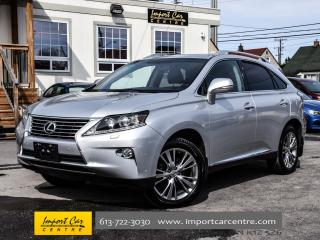 Used 2014 Lexus RX 350 AWD Touring ED. NAV Climate Seats WOW!! - for sale in Ottawa, ON