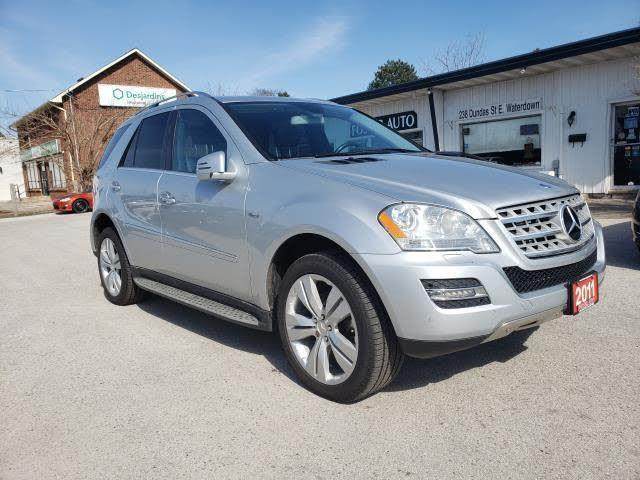 2011 Mercedes-Benz ML-Class ML350 BlueTEC