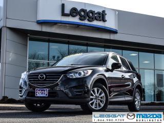 Used 2016 Mazda CX-5 GX-WAIT FOR ME. I'M ON MY WAY. for sale in Burlington, ON