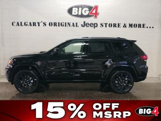 Used 2019 Jeep Grand Cherokee LAREDO 4x4 for sale in Calgary, AB