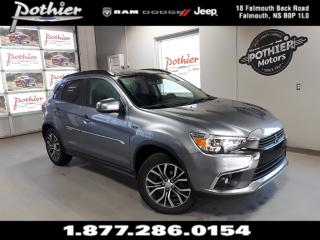 Used 2017 Mitsubishi RVR GT | LEATHER | GLASS ROOF | NAV | for sale in Falmouth, NS